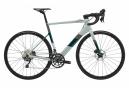 Cannondale SuperSix EVO Neo 2 Shimano Ultegra Di2 11V 250 Wh 700mm Bicicleta eléctrica de carretera Stealth Grey