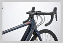 Vélo de Route Électrique Cannondale Synapse Neo 2 Tiagra Shimano Tiagra 10V 500 Wh 700 mm Bleu Midnight
