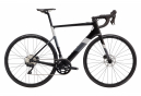 Vélo de Route Électrique Cannondale SuperSix EVO Neo 3 Shimano 105 11V 250 Wh 700 mm Noir Pearl