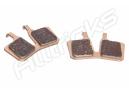 Coppia pastiglie freno metalliche per Magura MT5 / 7