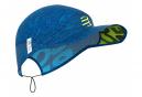 Casquette Compressport Pro Racing Cap Bleu