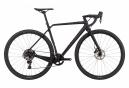 Gravel Bike Rondo Ruut CF2 Sram Rival 1 11V 2020 Noir / Noir