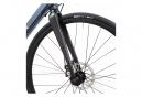 Vélo de Route TRIBAN Cyclotourisme RC 120 Disc Shimano 8V Marine/Orange