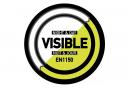 Veste Coupe-Pluie Triban RC500 Visible EN1150