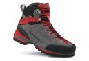 Chaussures de randonnée Garmont Ascent GTX Gris Rouge Homme