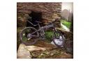 Legend Etna 500W 45km/h Vélo VTT Eléctrique VAE E-MTB Smart eBike 27,5 , Double Suspension RockShox KS, Freins Disque Hydraulique, Batterie ION 48V 10.5Ah Panasonic (504Wh) (Gris Titanium)