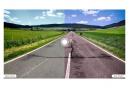 Lunettes Oakley Sutro Lite Blanc Mat / Prizm Road / Réf. OO9463-0239