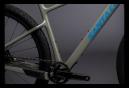 Santa Cruz Highball X01 CC 29 '' Halbstarres Mountainbike   Reserve 25 Carbon   Sram X01 Eagle 12V   Grundierung & WC Blau   2020