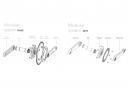 Star Power Meter Rotor INspider Montaje Directo 4x110 mm