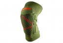 Leatt AirFlex Pro Knee guards green
