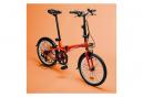 Vélo Pliant Btwin TILT 500 Panaché 7V Orange 2020