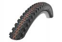 Pneu VTT Schwalbe Rock Razor 27.5'' Tubeless Ready Souple SnakeSkin Super Gravity Addix Soft E-Bike E-25