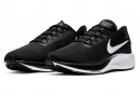 Nike Air Zoom Pegasus 37 Black White Mens