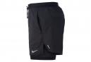 Nike Flex Stride 5 '2-in-1 Shorts Black
