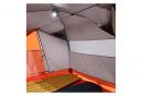 Forclaz Trek 500 Freistehendes 3-Personen-Zelt Grau Orange
