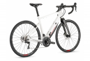 Vélo de Route Électrique Moustache Bikes Dimanche 28.3 Shimano Tiagra 10V 2020 Blanc