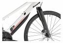 Vélo de Route Électrique Moustache Bikes Dimanche 28.3 Shimano Tiagra 10V Blanc