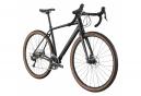 Gravel Bike Cannondale Topstone Shimano Ultegra 11V 2020 Noir / Blanc