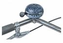Basil Boheme bicycle bell 80 mm indigo blue