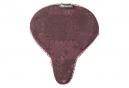 Basil Boheme saddle cover red