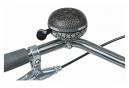 Basil Boheme bicycle bell 80 mm black