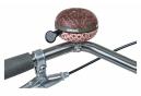 Campanello per bicicletta Basil Boheme 80 mm fico rosso