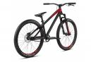 Vélo de Dirt Dartmoor Two6Player Pumptrack 26'' Noir / Rouge 2020