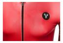 Maillot Manches Courtes LeBram Loze Rouge Coupe Aero