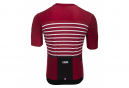LeBram Ventoux Short Sleeve Jersey Bordeaux Slim Fit