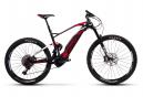 Vollfederung Elektrisches MTB Fantic XF1 160 Sram NX Eagle 12v 630Wh Schwarz / Rot 2020