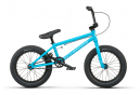 BMX Freestyle WeThePeople Seed 16 '' Blue 2021