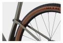 Gravel Bike Cannondale Topstone Carbon Lefty 3 650b Shimano GRX 11V Stealth Grau