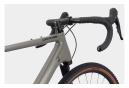 Gravel Bike Cannondale Topstone Carbon Lefty 3 650b Shimano GRX 11V Stealth Gris