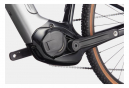 Gravel Bike Electrique Cannondale Topstone Neo Carbon Lefty 3 650b Shimano GRX 11V Gris