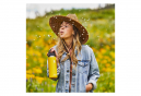 Bouteille Hydro Flask Wide Mouth With Flex Cap 591 ml Rose Clair