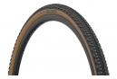 Teravail Cannonball 700 mm Neumático de grava Tubeless Ready Luz plegable y lateral flexible de color tostado