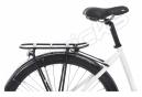 Vélo de Ville Électrique BH Atom City Wave Shimano Acera 8V 500 Blanc / Noir 2020