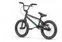 BMX Freestyle Radio Bikes Revo 16'' Black