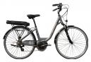 Vélo de Ville Électrique Femme Granville Smooth 50 Promovec Lady Shimano Altus 8V 418 Gris 2020