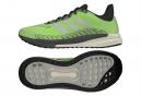 Chaussures de Running adidas running Solar Glide 3 Vert / Noir