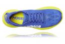 Chaussures de Running Hoka One One Carbon X Bleu / Jaune