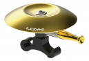 Lezyne Classic Shallow Brass Bell Gold Black