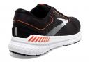 Zapatillas Brooks Running Transcend 7 para Hombre Negro / Rojo