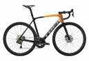 Vélo de Route Trek Emonda SL 7 Disc Shimano Ultegra Di2 11V 2021 Noir / Orange