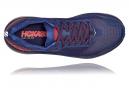Chaussures de Trail Hoka One One Challenger ATR 5 Bleu / Rouge