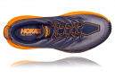 Chaussures de Trail Hoka One One Speedgoat 4 Bleu / Orange