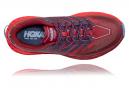 Chaussures de Trail Femme Hoka One One Speedgoat 4 Rouge / Bleu