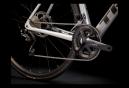 Vélo de Route Trek Emonda SL 5 Disc Shimano 105 11V Gris / Argent