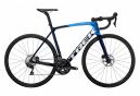 Vélo de Route Trek Emonda SL 5 Disc Shimano 105 11V Bleu / Noir