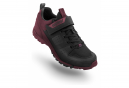 Suplest Offroad Sport MTB Shoes Black / Red